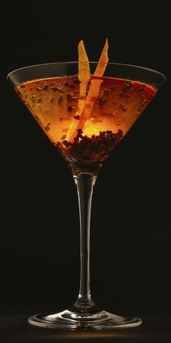 Martini Orange Chocolat, DR