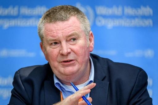 Michael Ryan, directeur bij de Wereldgezondheidsorganisatie (WHO)