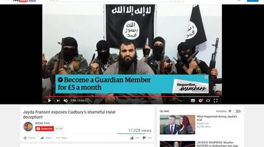 Capture d'écran., YouTube
