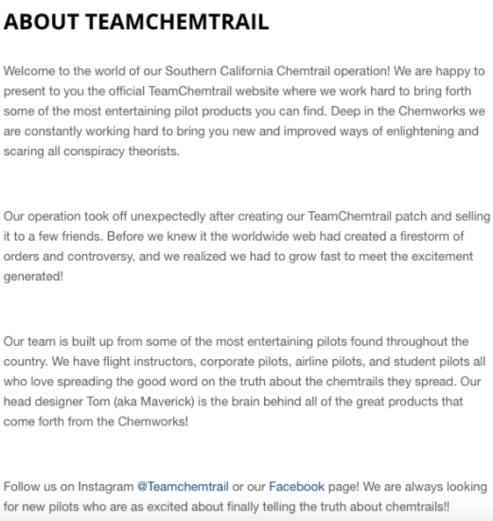 Team Chemtrail