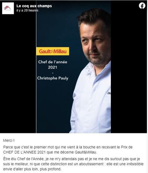 Le Cod aux champs (Facebook)