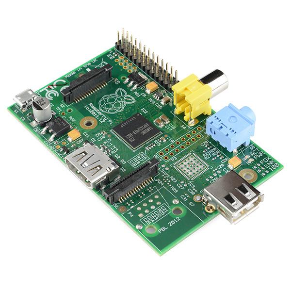 Raspberry Pi Model A, SparkFun Electronics
