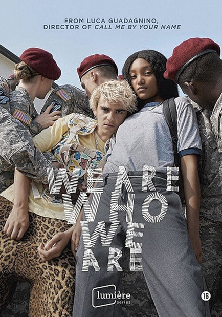 We are who we are, Alle rechten voorbehouden