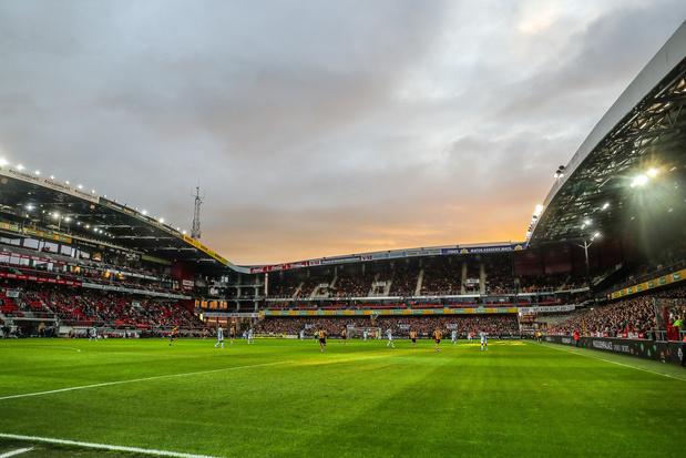 Mogelijk Celstraf Voor Kv Mechelen Supporter Die Zich Racistisch Uitliet Tegen Charleroi Speler Voetbal Nationaal Sportmagazine