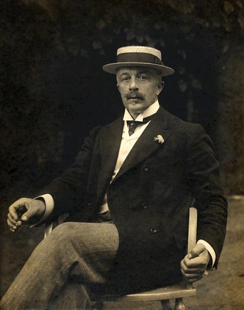 Cyriel Buysse, Letterenhuis