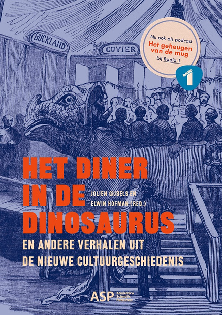 Het diner in de dinosaurus, Alle rechten voorbehouden
