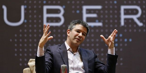Travis Kalanick, Reuters