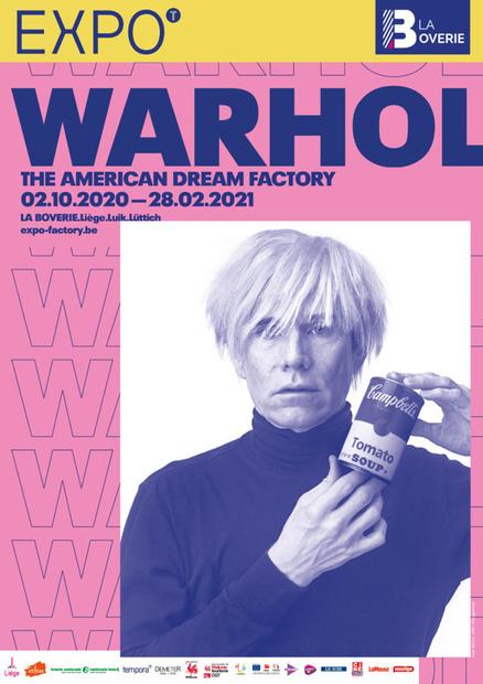 Warhol, Alle rechten voorbehouden