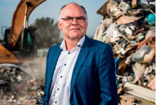 Francis Huysman, CEO de Valipac., .