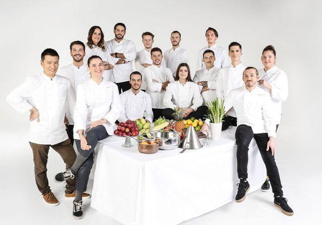 Les 15 candidats de Top Chef saison 12, SDP