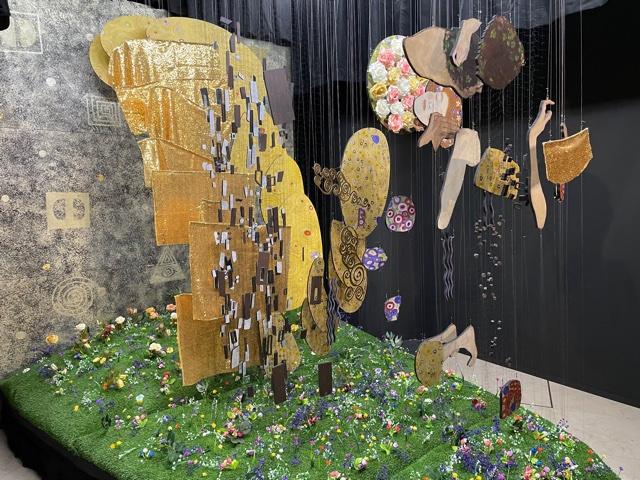 Expo Klimt., DR/Olivia Van de Putte