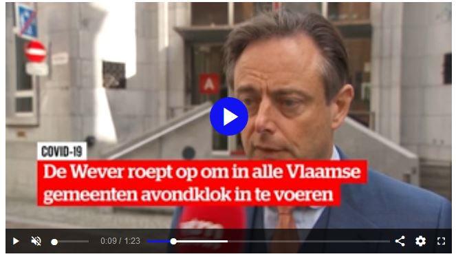 Bart De Wever, Het Laatste Nieuws