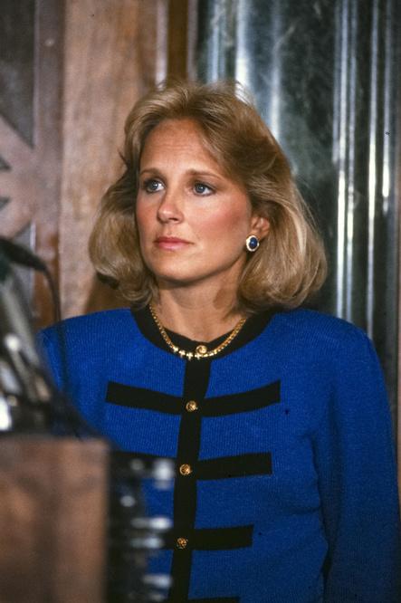 Jill Biden en 1988, Getty Images