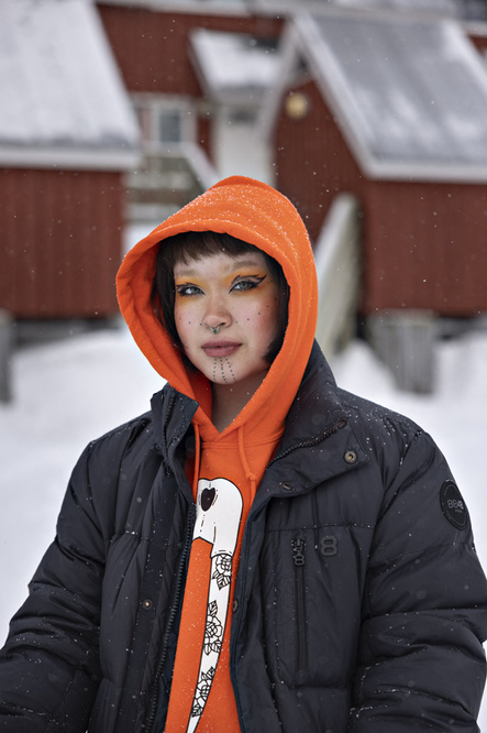 Seqininnguaq Lynge Poulsen, AFP