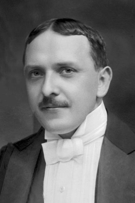Le fondateur de la société François-Léon Bruyerre., Bruyerre