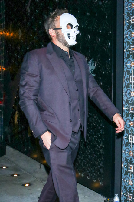 Ben Affleck, version Halloween 2019, Getty Images