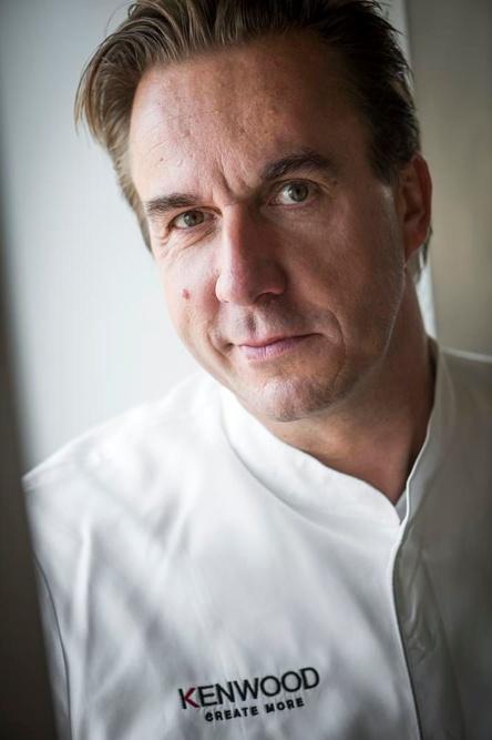 Viki Geunes du restaurant désormais trois étoiles 't Zilte à Anvers., Kris Vlegels