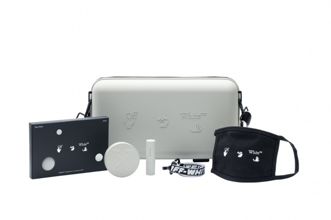 Protection box, Off-White x Amore Pacific