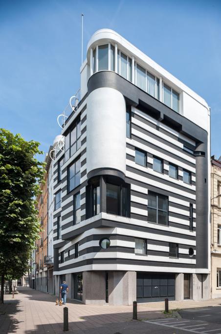 Huis Van Roosmalen Antwerpen, Bob Van Reeth