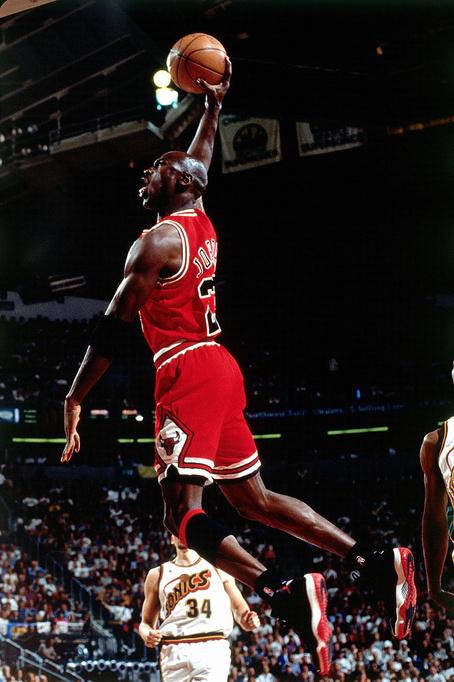 Michael Jordan, iStock