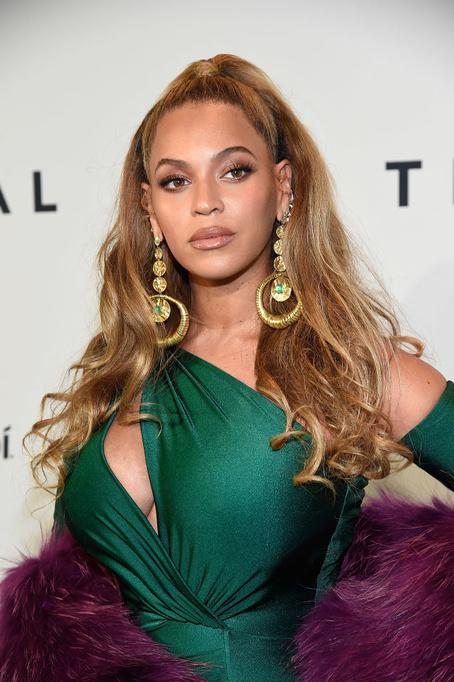 Beyoncé au TIDAL X, Getty
