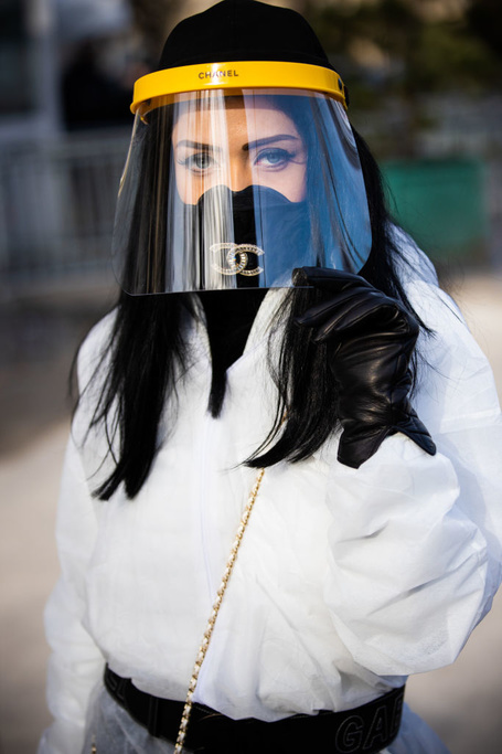Street Style - Fashion Week Paris - Mode Femme Automne/Hiver 2020/2021, Getty Images