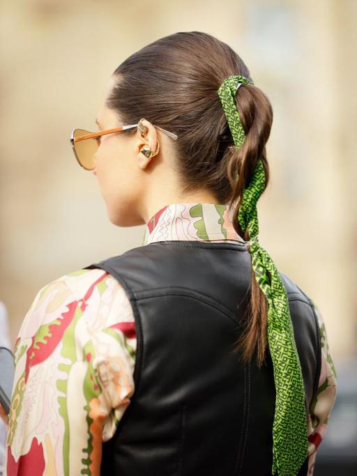 Accessoiriser sa coiffure, c'est aussi tendance, Getty Images