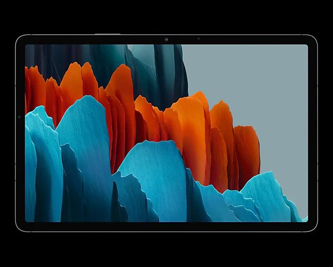 Samsung Galaxy Tab S7, Samsung