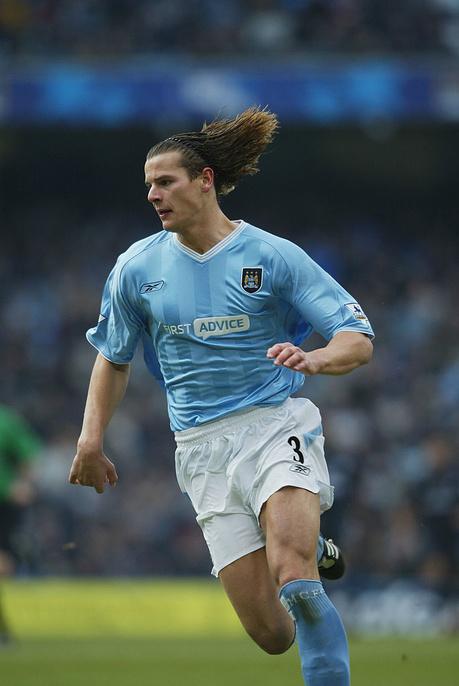 Daniel Van Buyten avec Manchester City., iStock