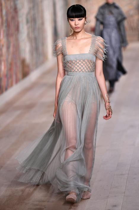 Défilé Dior à Paris, le 5 juillet 2021, Belga Images