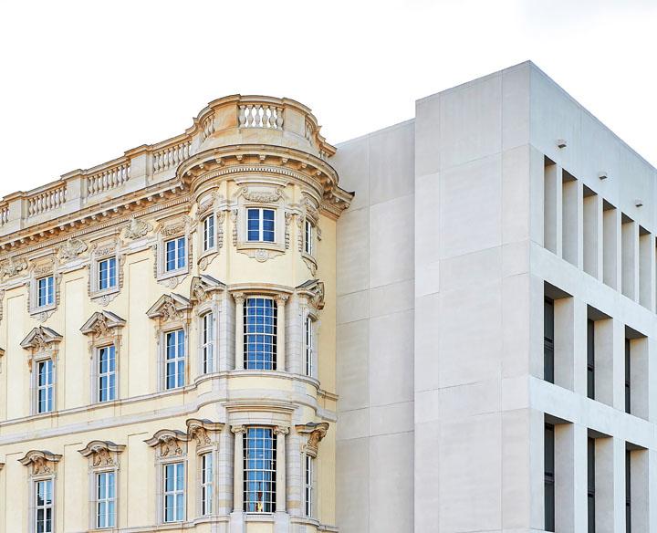 Le Palais royal de Berlin ou Humbold Forum, DR