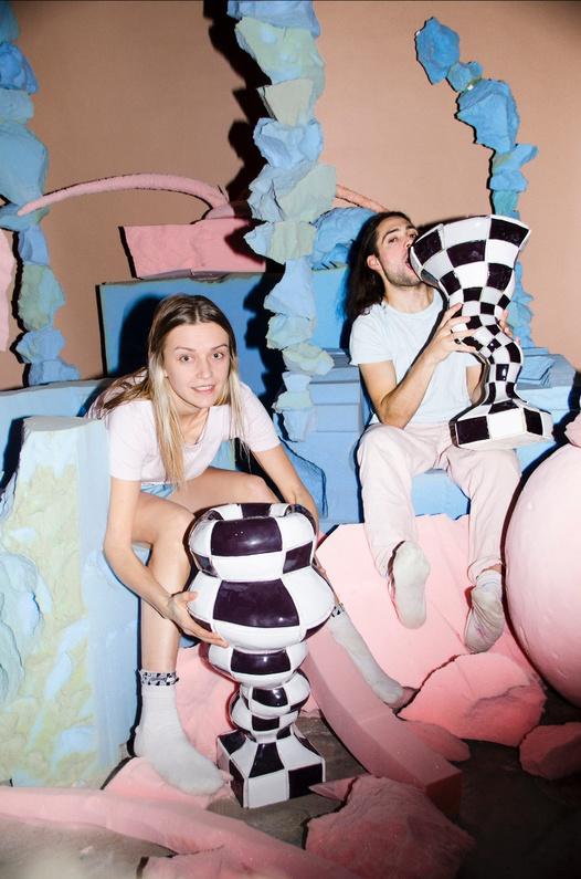 Het werk van het Duitse duo touche-touche is vanaf 18 januari te zien bij everydaygallery.art, .