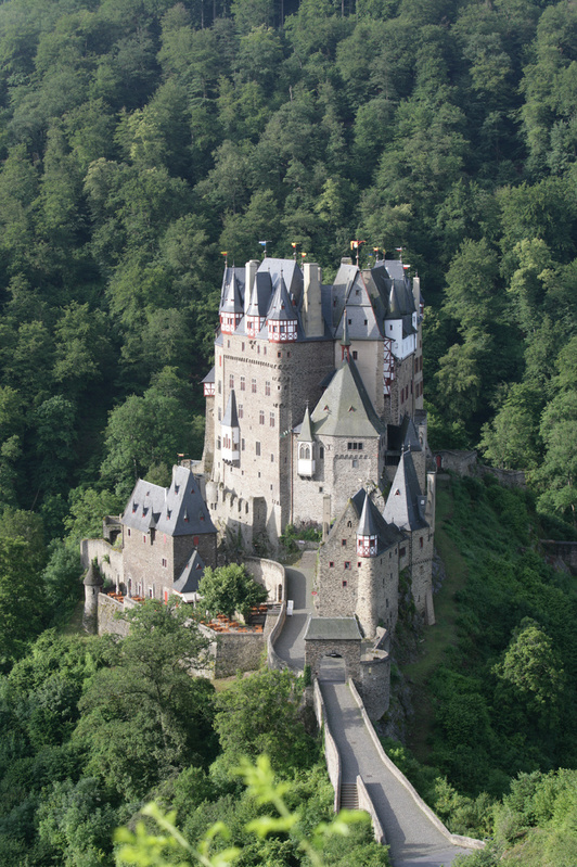 Maifeld Burg Eltz, Germany Travel