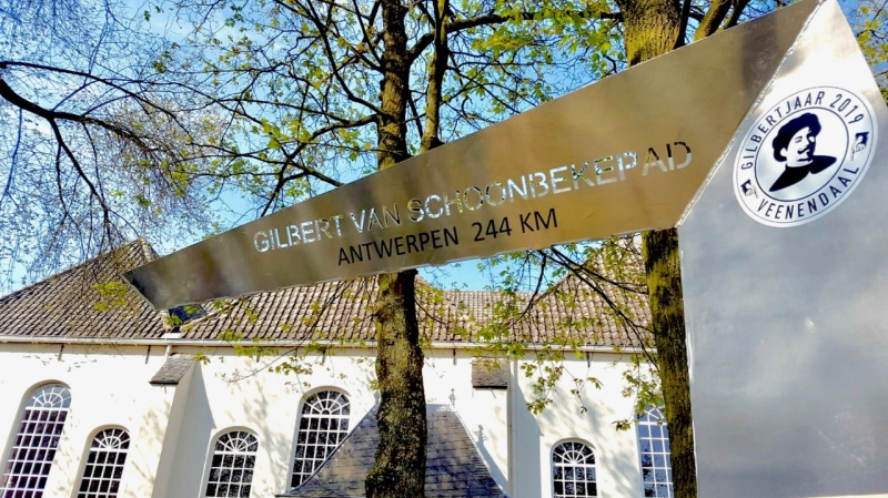 Gilbert van Schoonbekepad, GF