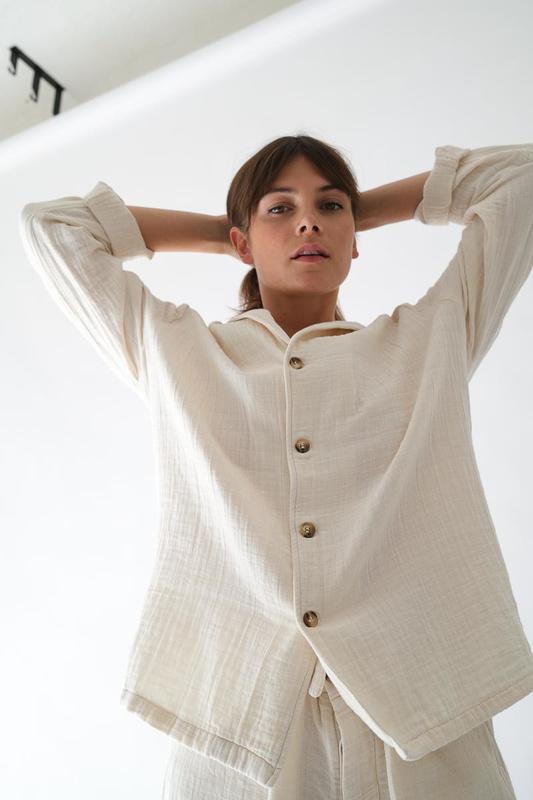 Oftt, le parfait top en coton made in Portugal