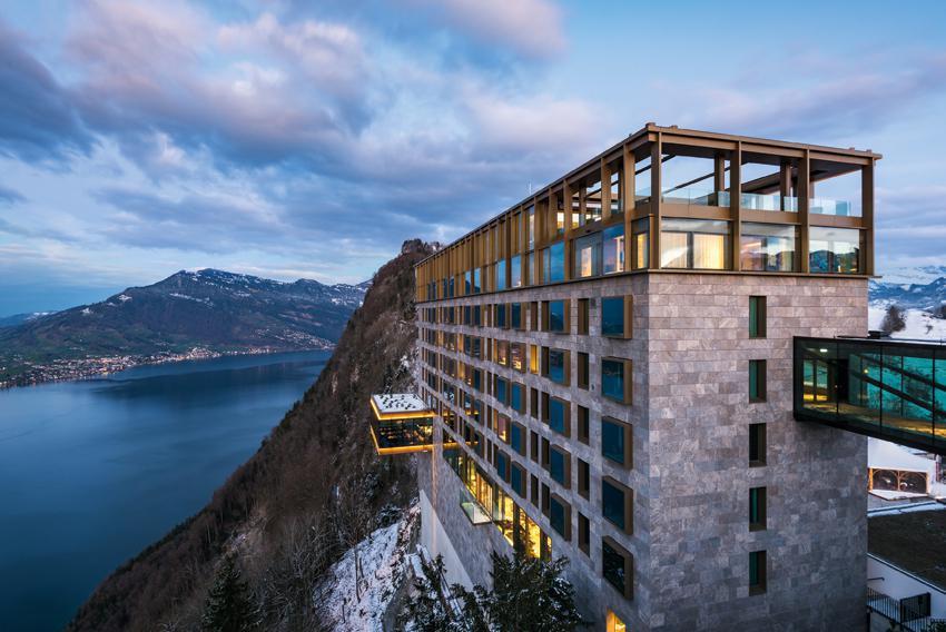 Bürgenstock Hotels, Bürgenstock Hotels AG