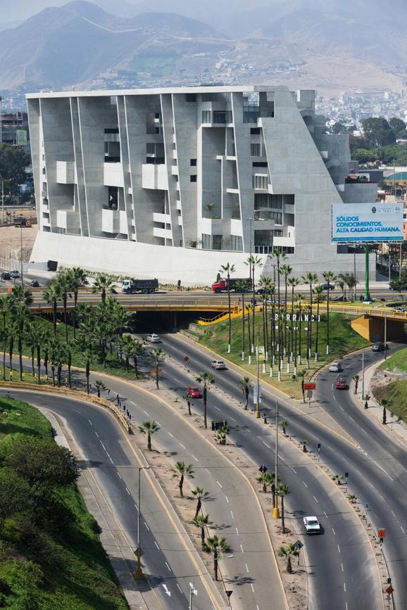 University Campus UTEC Lima, Iwan Baan