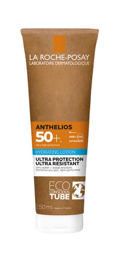 Anthelios Hydrating Lotion SPF50, La Roche-Posay, 23,95 euros, PACKSHOTS: SDP