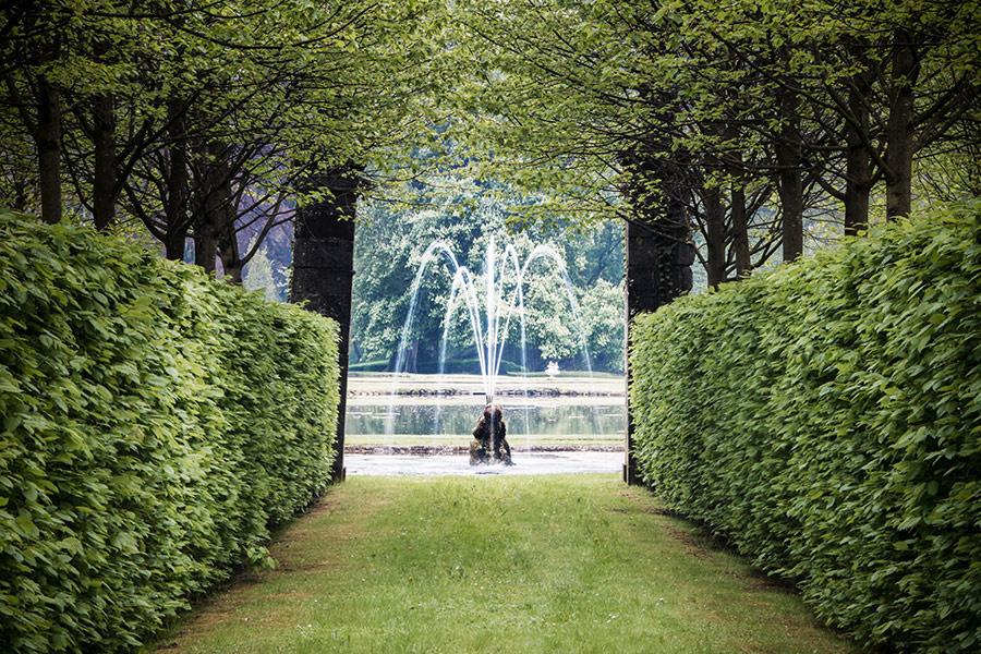 Jardins d'Annevoie, Jardins d'Annevoie