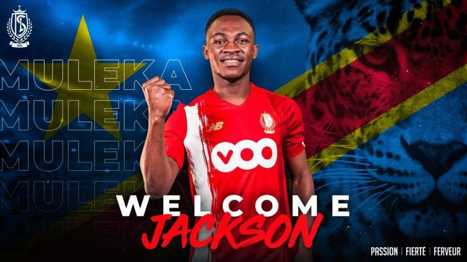 Jackson Muleka, la nouvelle sensation du Standard ?, Twitter @Standard_RSCL