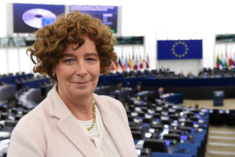 Petra De Sutter (Groen), députée européenne, isopix
