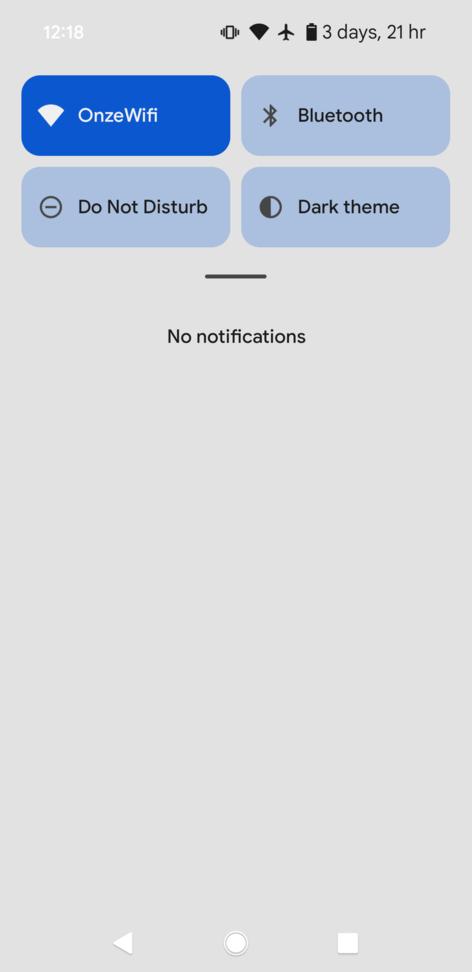 Android 12, Jens Veraa